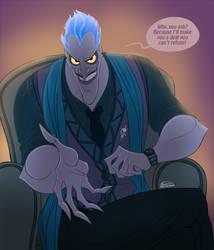 Disney Hercules_The Underworld Ruler