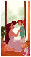 Disney Hercules_Begining of Day
