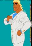 Disney Hercules_Mr. Snobbish
