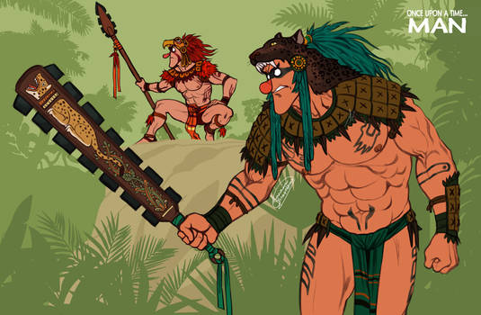 L'Homme_The Aztecs