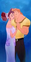 Disney Hercules_Slow Dancing