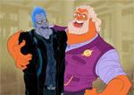 Disney Hercules_ Brothers
