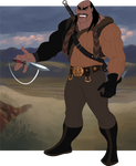 Disney Mulan_ Khan