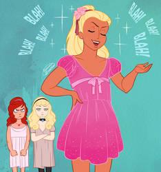 Disney Hercules_ Miss Gloat again!