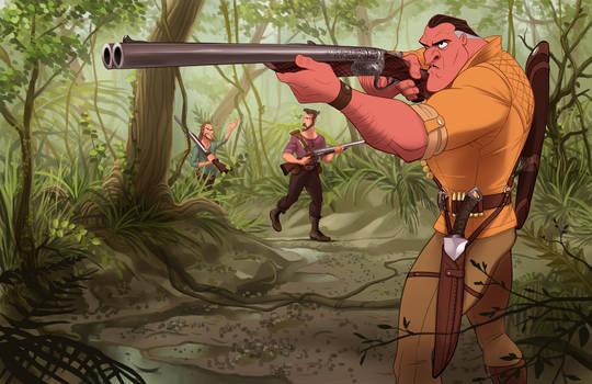Disney Tarzan_Safari