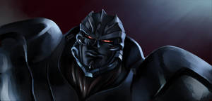 Nexus:Beast in the Machine_Megatron