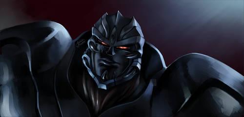 Nexus : The Beast in the Machine _ Megatron