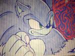 Werehog Sonic