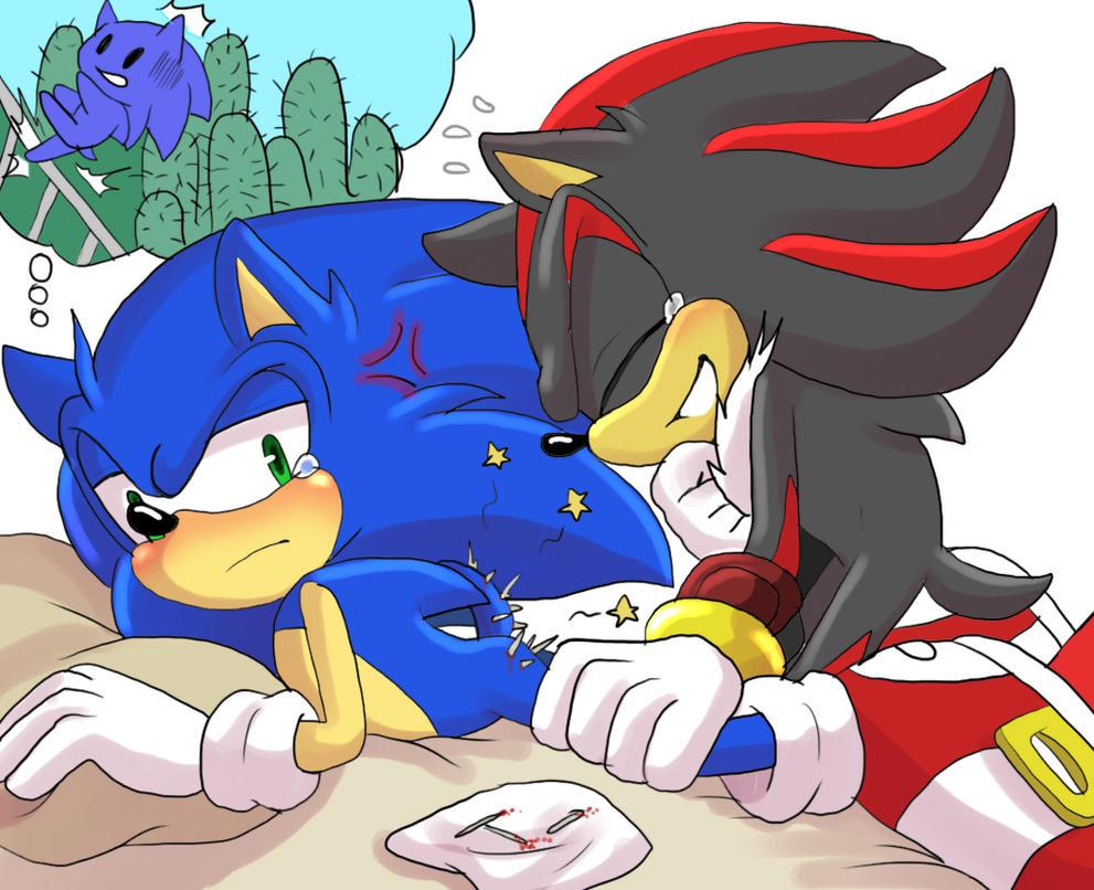 Sonic fanfiction hentai