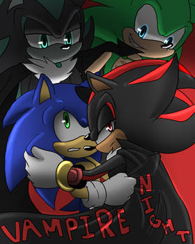 Sonic, Shadow, and Silver by ShadaTHedgehog on DeviantArt