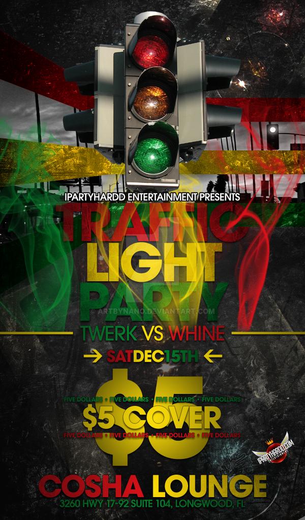Traffic Light Party By ArtByNano ...