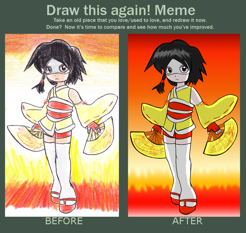 A.L.K. -  before and after redraw by ACH-theNUTS
