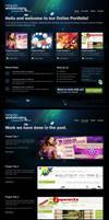 Website Template by NilsHuber