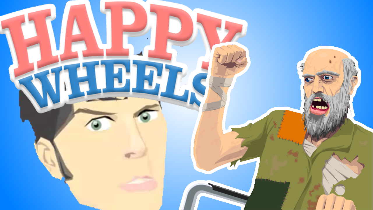happy wheels the
