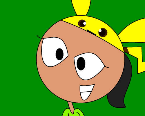 Laura's Pikachu Hat