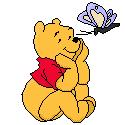 Pooh Bear by tazzaroo
