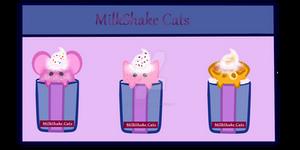 ~: MilkShake Cats :~