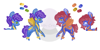 ~: Owl and YamixYugi Customs :~ by LillithCrescent