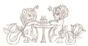 ~: Birthday Present for Az :~