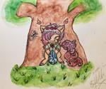 ~: A Rose for Hopps :~
