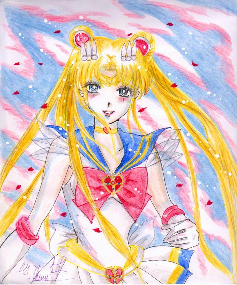 Sailor Moon SE REMATA by Irumi17
