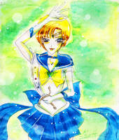 Sailor Uranus by Irumi17