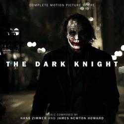 The Dark Knight Alternate Album Cover 3