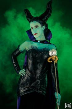 Maleficent - Disney Villains Designers Collection