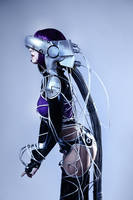 Ghost in the Shell - Kusanagi - Hard Disc by NatIvy