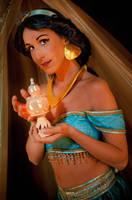 Jasmine - Aladdin by NatIvy