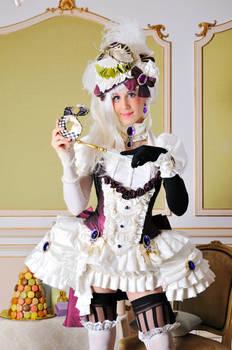 Amethyst Romantic Jewels by Sakizo