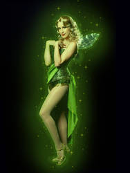 Green Fairy - Moulin Rouge