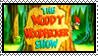 New Woody woodpecker stamp by woodywoodpecker