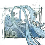 Fanart Song of the sea by renar-Diine