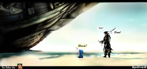Funny Pirate Pics-Ohana?? by KomyFly