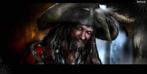 Captain Teague Sparrow
