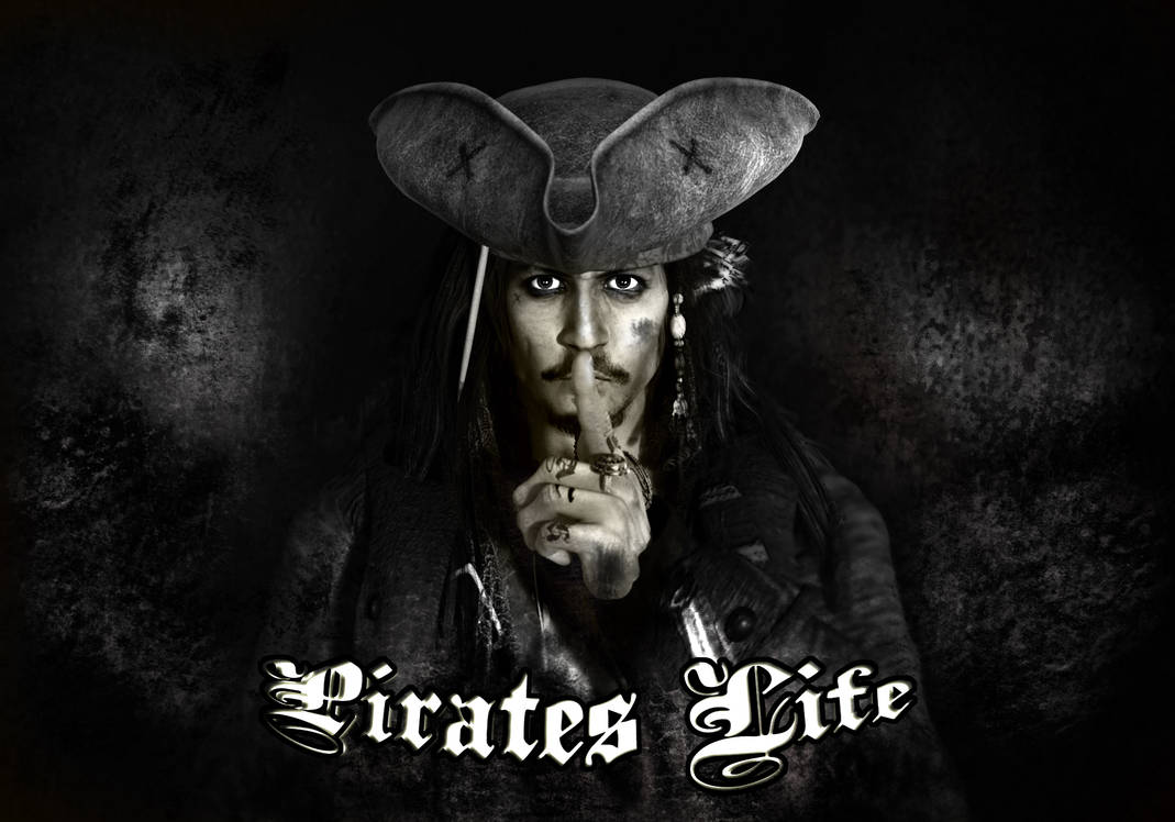 Pirates Life by KomyFlyinc@ 3D Fan Art