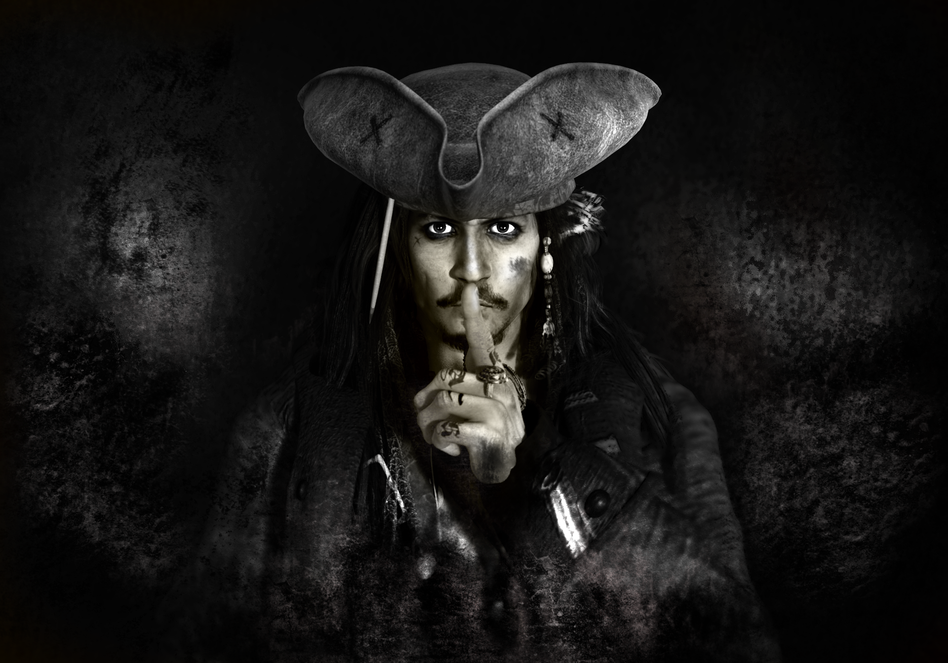 Pirates Life by KomyFlyinc@ 3D Fanart