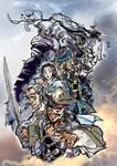 PotC 5 Dead Man tells no Tales Comic cover