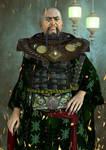 Pirate Lord Sao Feng by KomyFlyinc@ 2018