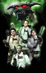Ghostbusters 3dFanart by KomyFlyinc@ by KomyFly