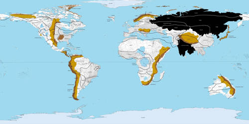 GLE Biome Map, According to Falkanner