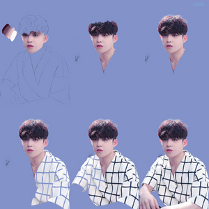 SEVENTEEN - S. Coups/Seungcheol Step by step
