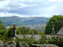 Edinburgh Rooftops by FluteJazz
