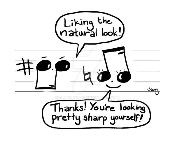 Musical Compliments... by FluteJazz
