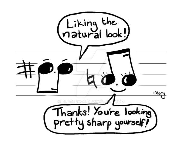 Musical Compliments...