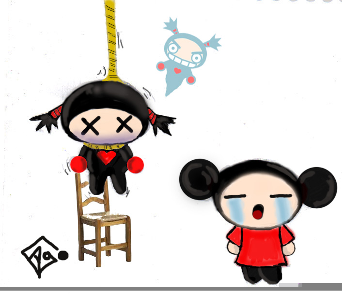 Image Gallery Sad Pucca