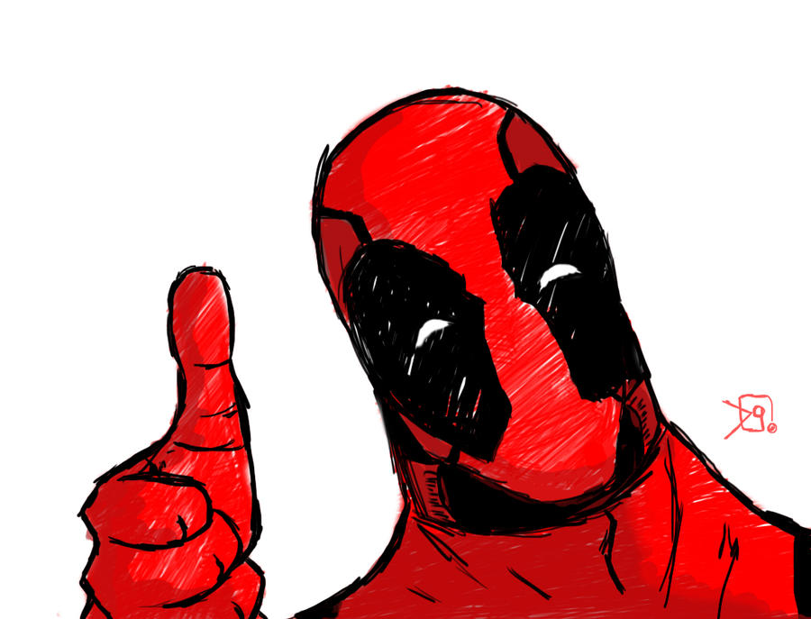 approved by deadpool by antegeo