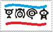 YMCA stamp by TheKingAreMe