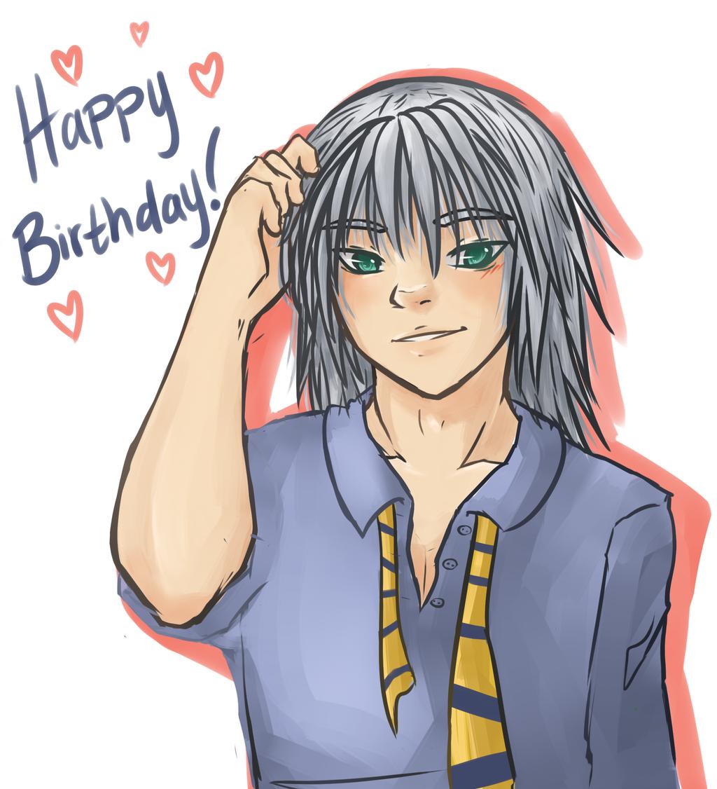 birthday wishes by Raiyna